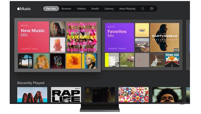 Vì sao Apple lại bỗng dưng đưa Apple Music lên TV của đối thủ Samsung? - Ảnh 2.