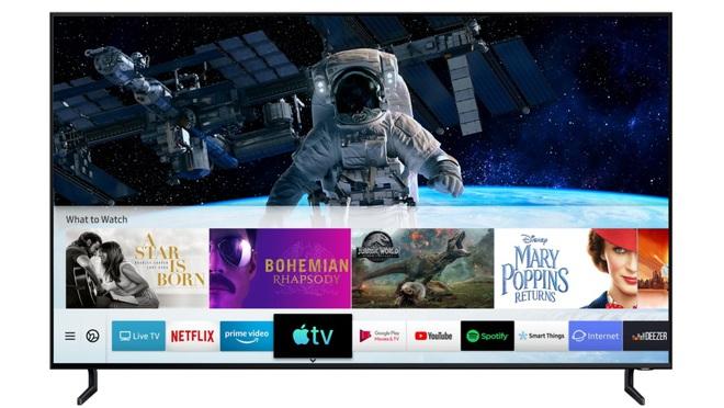 Vì sao Apple lại bỗng dưng đưa Apple Music lên TV của đối thủ Samsung? - Ảnh 1.
