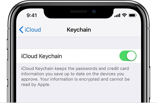 Apple đang phát triển tính năng giống 1Password cho Keychain trong iOS 14 - Ảnh 1.