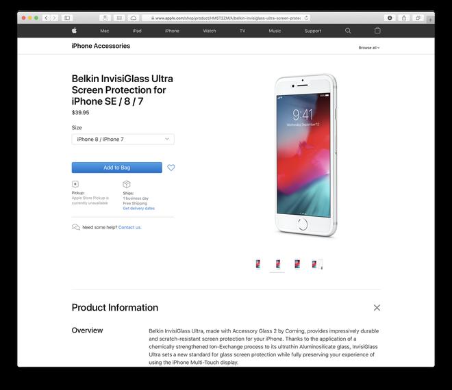 Apple vô tình xác nhận sẽ không có iPhone 9, thay vào đó là iPhone SE mới sẽ được ra mắt - Ảnh 1.