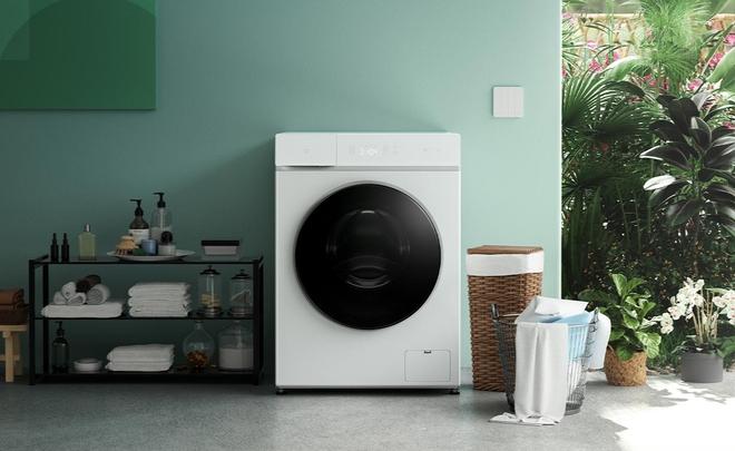 Xiaomi ra mắt máy giặt sấy MIJIA C1: Điều khiển bằng giọng nói, 10kg, giá chỉ 7 triệu đồng - Ảnh 3.