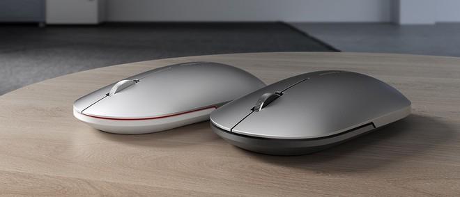 Xiaomi ra mắt chuột không dây vỏ kim loại, kết nối Bluetooth và 2.4GHz, giá chỉ 330.000 đồng - Ảnh 2.