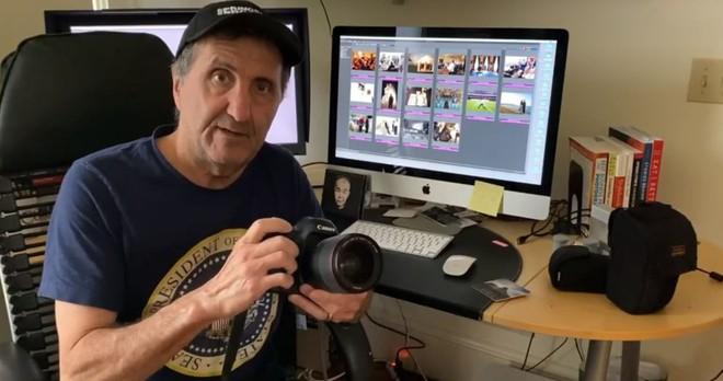 Trong túi nhiếp ảnh gia của Nhà Trắng có những gì? - Ảnh 1.