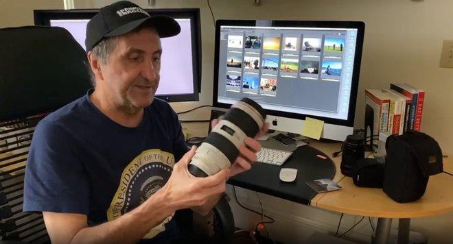 Trong túi nhiếp ảnh gia của Nhà Trắng có những gì? - Ảnh 3.