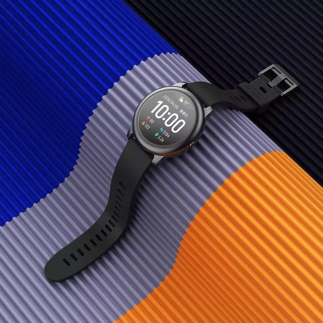 Xiaomi ra mắt smartwatch giá rẻ: Thiết kế kim loại, chống nước IP68, pin 30 ngày, giá 500.000 đồng - Ảnh 1.