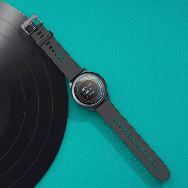 Xiaomi ra mắt smartwatch giá rẻ: Thiết kế kim loại, chống nước IP68, pin 30 ngày, giá 500.000 đồng - Ảnh 2.