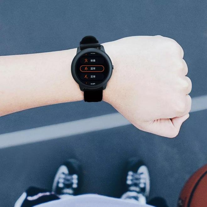 Xiaomi ra mắt smartwatch giá rẻ: Thiết kế kim loại, chống nước IP68, pin 30 ngày, giá 500.000 đồng - Ảnh 3.