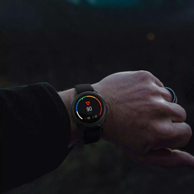Xiaomi ra mắt smartwatch giá rẻ: Thiết kế kim loại, chống nước IP68, pin 30 ngày, giá 500.000 đồng - Ảnh 4.