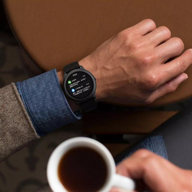Xiaomi ra mắt smartwatch giá rẻ: Thiết kế kim loại, chống nước IP68, pin 30 ngày, giá 500.000 đồng - Ảnh 5.