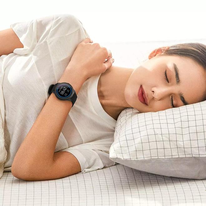 Xiaomi ra mắt smartwatch giá rẻ: Thiết kế kim loại, chống nước IP68, pin 30 ngày, giá 500.000 đồng - Ảnh 6.