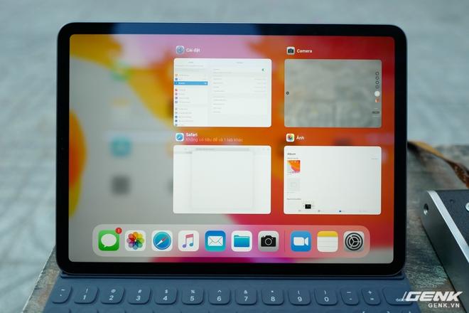 Trải nghiệm iPad Pro 2020 từ góc nhìn của người chưa bao giờ dùng máy tính bảng - Ảnh 2.