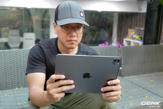 Trải nghiệm iPad Pro 2020 từ góc nhìn của người chưa bao giờ dùng máy tính bảng - Ảnh 18.