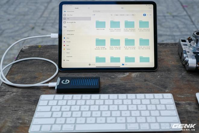 Trải nghiệm iPad Pro 2020 từ góc nhìn của người chưa bao giờ dùng máy tính bảng - Ảnh 13.