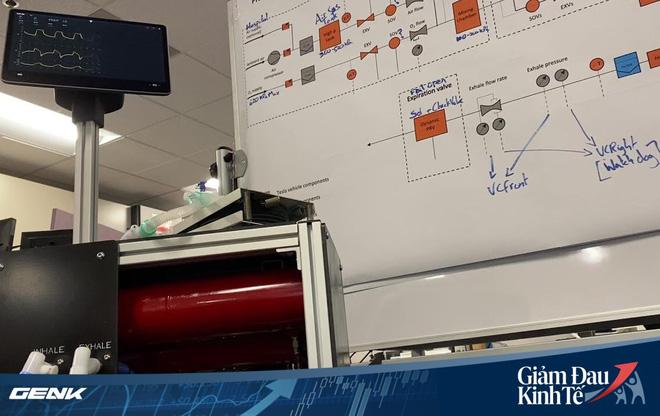 Tesla tung video cho thấy mình sản xuất máy thở xịn (có xâm lấn) từ chính phụ tùng chiếc xe điện Model 3 - Ảnh 1.