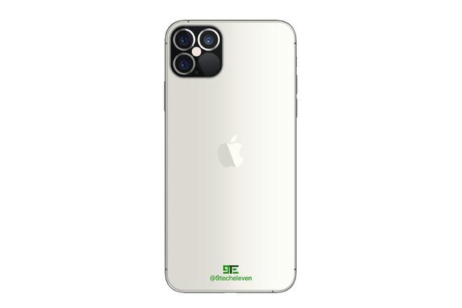 Lộ thiết kế cụm camera sau của iPhone 12 Pro, cảm biến LiDAR siêu to - Ảnh 3.