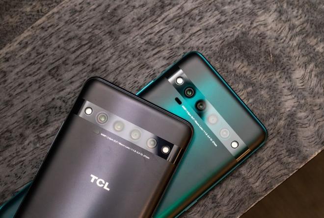 TCL xâm nhập lãnh địa smartphone với dòng sản phẩm mới toanh của chính mình - Ảnh 1.