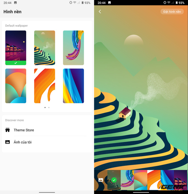 Cận cảnh VOS 3.0 vừa được Vsmart tung ra: Giao diện lột xác, Android 10, nhiều ứng dụng mới - Ảnh 6.