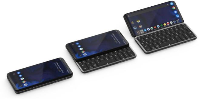 2020 rồi vẫn có smartphone dùng bàn phím trượt, gọi vốn 10 ngày được 19 tỷ, chạy Android 10 và Linux, 5G nhanh nhất thế giới, giá từ 12 triệu - Ảnh 7.