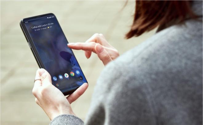 2020 rồi vẫn có smartphone dùng bàn phím trượt, gọi vốn 10 ngày được 19 tỷ, chạy Android 10 và Linux, 5G nhanh nhất thế giới, giá từ 12 triệu - Ảnh 5.