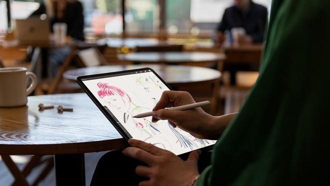 Trải nghiệm iPad Pro 2020 từ góc nhìn của người chưa bao giờ dùng máy tính bảng - Ảnh 15.