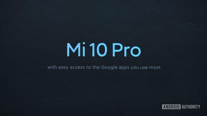 Giải mã dòng chữ gây tranh cãi trên hộp Mi 10 Pro: là yêu cầu của Google hay ý muốn của Xiaomi muốn đá xoáy Huawei? - Ảnh 1.
