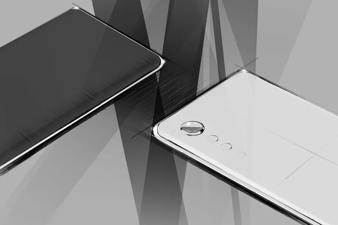 LG hé lộ ngôn ngữ thiết kế mới giọt mưa cho các các dòng điện thoại tương lai - Ảnh 1.