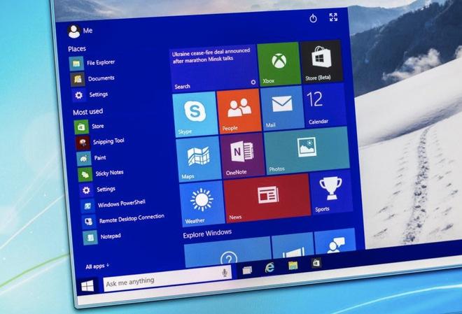 Thiếu niên 16 tuổi chạy thành công Windows 10 với chỉ 192MB RAM - Ảnh 1.