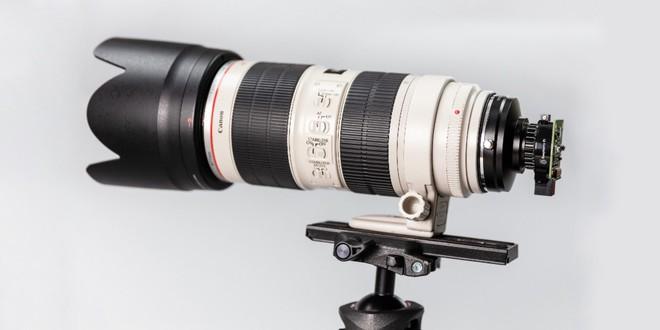 Nền tảng Raspberry Pi lần đầu ra mắt module camera 12 MP có khả năng thay đổi ống kính - Ảnh 3.