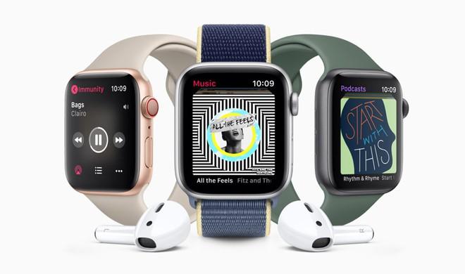 Khốn đốn vì dịch bệnh, Apple vẫn thể hiện tầm nhìn vào 2 mảng kinh doanh phụ trợ ít người để ý là hoàn toàn đúng đắn - Ảnh 1.
