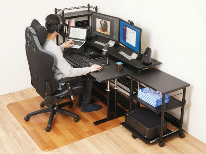 Hộp chơi game cực độc, giúp mang tới không gian chơi game, livestream cho game thủ chỉ trong một góc phòng - Ảnh 5.