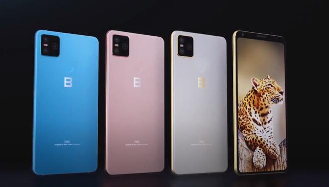 Bphone B86 ra mắt: Thiết kế không phím bấm, tích hợp camera kép và CPU tầm trung, giá bán từ 8,99 triệu đồng - Ảnh 4.