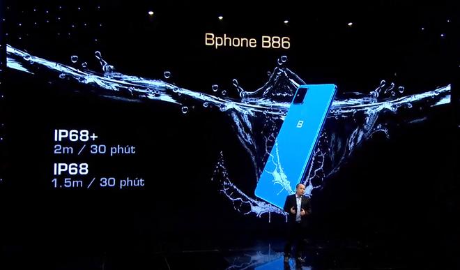 Bphone B86 ra mắt: Thiết kế không phím bấm, tích hợp camera kép và CPU tầm trung, giá bán từ 8,99 triệu đồng - Ảnh 5.