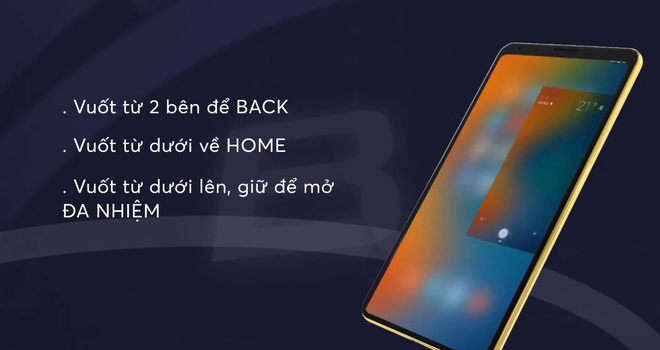 Bphone B86 ra mắt: Thiết kế không phím bấm, tích hợp camera kép và CPU tầm trung, giá bán từ 8,99 triệu đồng - Ảnh 6.