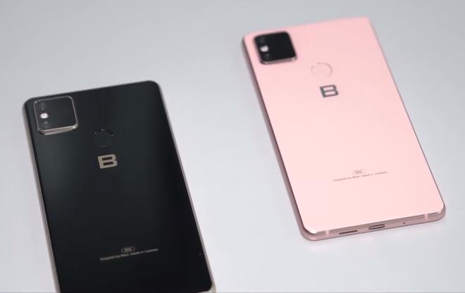 Bphone B86 ra mắt: Thiết kế không phím bấm, tích hợp camera kép và CPU tầm trung, giá bán từ 8,99 triệu đồng - Ảnh 1.
