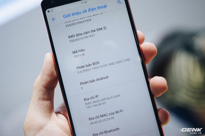 Cận cảnh Bphone B86: Chống nước IP68 Plus, camera kép như 5 camera, Snapdragon 675, eSIM, giá 8.99/9.99 triệu - Ảnh 11.