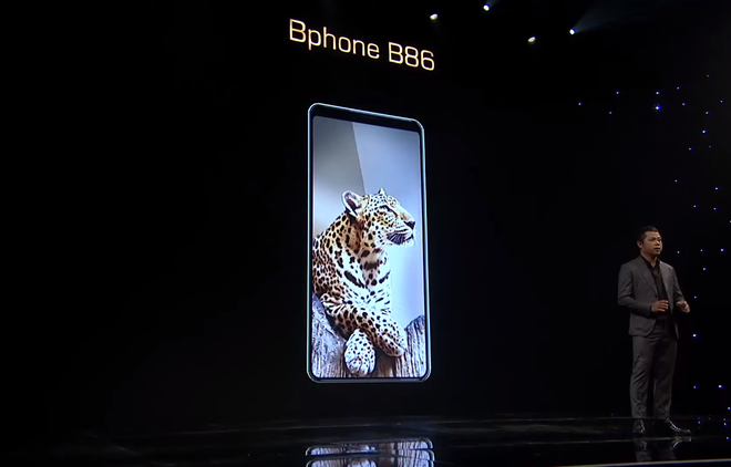 Bphone B86 ra mắt: Thiết kế không phím bấm, tích hợp camera kép và CPU tầm trung, giá bán từ 8,99 triệu đồng - Ảnh 3.