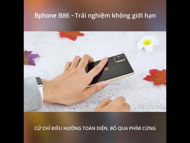 BKAV tự mình để lộ thiết kế Bphone B86 ngay trước giờ ra mắt - Ảnh 2.