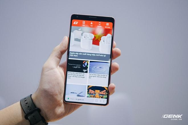 Mở hộp Bphone B86: Bên trong hộp smartphone cao cấp nhất của BKAV có gì? - Ảnh 11.