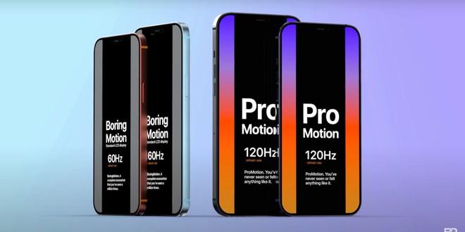 iPhone 12 Pro sẽ có màn hình ProMotion 120Hz, pin lớn hơn, Face ID cải tiến và camera zoom quang 3x - Ảnh 1.