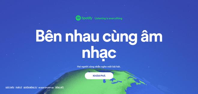 Spotify ra mắt website Bên nhau cùng âm nhạc, cụ thể hóa kết nối những tâm hồn đồng điệu với nhau - Ảnh 2.