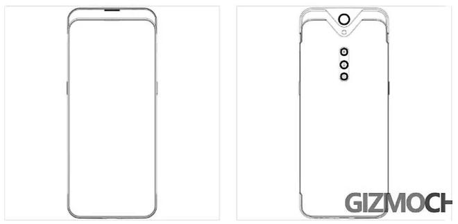 Vivo đăng ký bằng sáng chế một chiếc điện thoại trượt không viền mới: có phải chiếc Nex tiếp theo? - Ảnh 2.