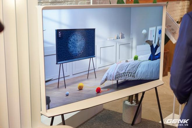 Ảnh thực tế 4 mẫu TV mang tính đột phá và sáng tạo nhất Samsung vừa giới thiệu - Ảnh 5.