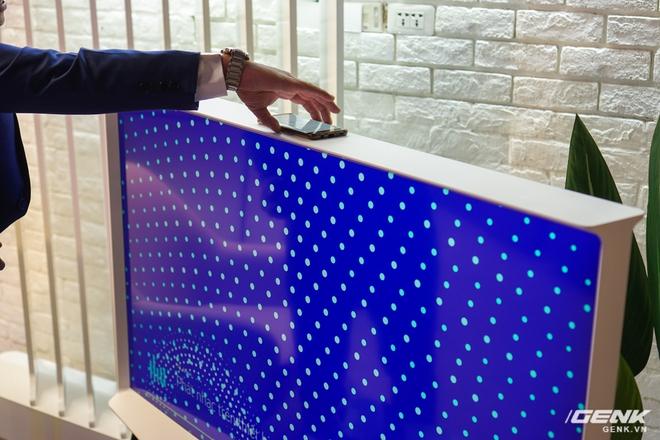 Ảnh thực tế 4 mẫu TV mang tính đột phá và sáng tạo nhất Samsung vừa giới thiệu - Ảnh 4.