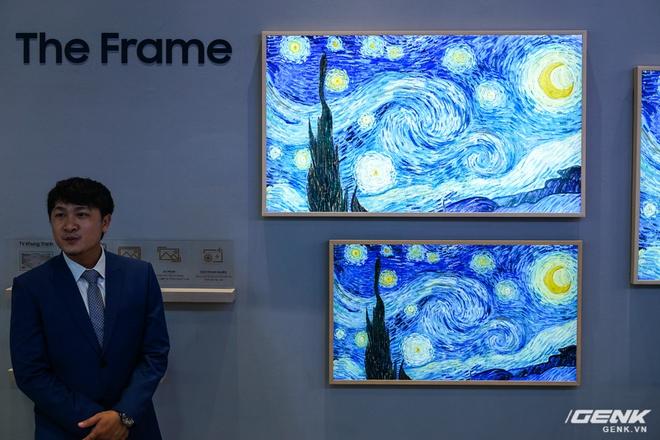 Ảnh thực tế 4 mẫu TV mang tính đột phá và sáng tạo nhất Samsung vừa giới thiệu - Ảnh 12.