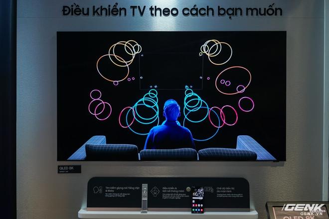 Ảnh thực tế 4 mẫu TV mang tính đột phá và sáng tạo nhất Samsung vừa giới thiệu - Ảnh 15.