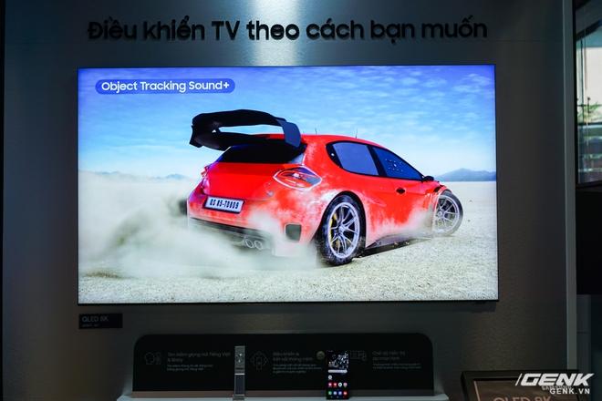 Ảnh thực tế 4 mẫu TV mang tính đột phá và sáng tạo nhất Samsung vừa giới thiệu - Ảnh 17.