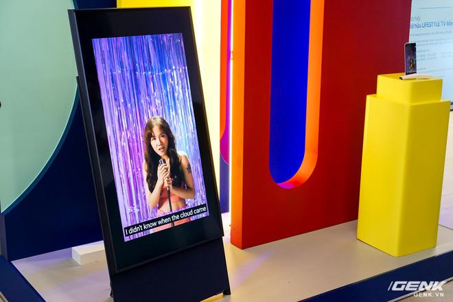 Ảnh thực tế 4 mẫu TV mang tính đột phá và sáng tạo nhất Samsung vừa giới thiệu - Ảnh 9.