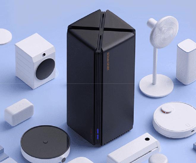 Xiaomi ra mắt router Wi-Fi 6 AX1800, hỗ trợ mesh, giá chỉ 1.1 triệu đồng - Ảnh 1.