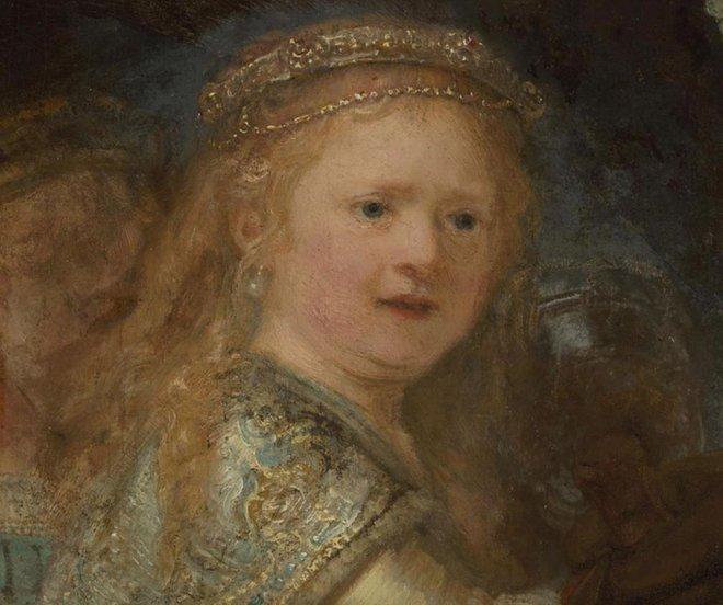 Sử dụng trí tuệ nhân tạo, bảo tàng scan bức tuyệt tác thế kỷ 17 thành bức ảnh 44,8 tỷ pixel - Ảnh 3.