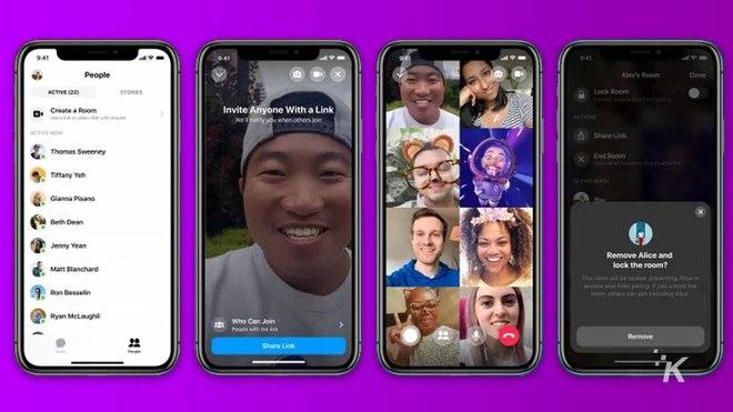 Facebook Messenger Rooms chính thức ra mắt cho tất cả người dùng web và mobile, hỗ trợ họp trực tuyến lên tới 50 người, nhiều tính năng tuyệt vời hơn cả Zoom - Ảnh 2.
